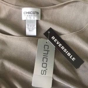Chico's Tops - 1 hr SALE NWT Chico's Travelers Sleeveless top